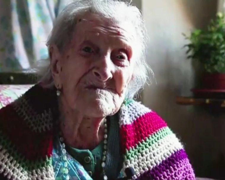 ITALIE : Emma Morano, la femme la plus âgée du monde est décédée