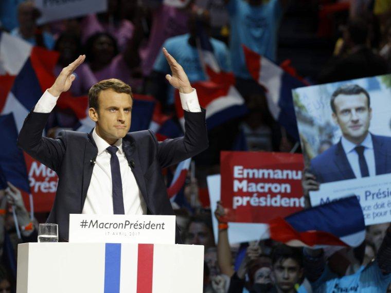 Emmanuel Macron le séducteur politique