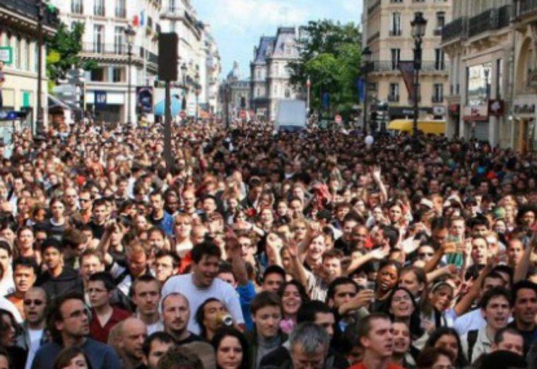 """Des milliers de personnes rassemblées aux concerts du """" PRINTEMPS SOLIDAIRE"""""""
