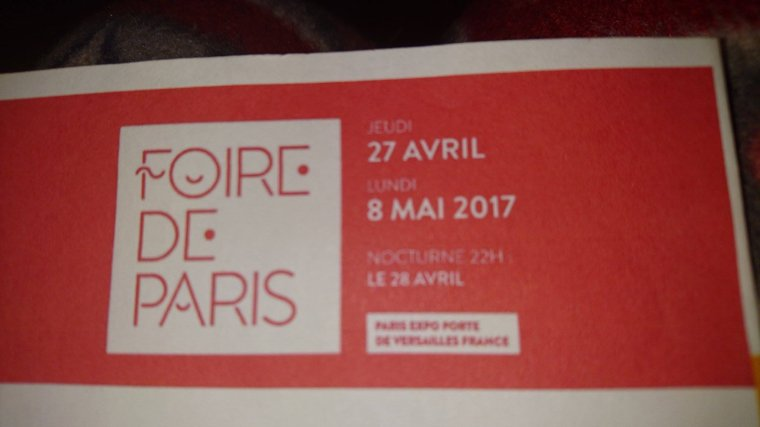 La 113ème édition de la Foire de Paris a fermé ses portes le 8 mai