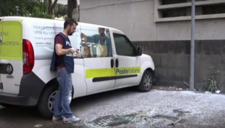 ITALIE: Une explosion dans le centre de Rome
