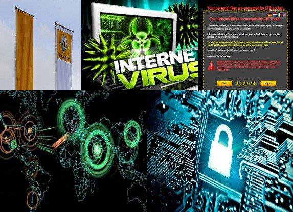 Cyberattaques: le samedi noir à travers le monde