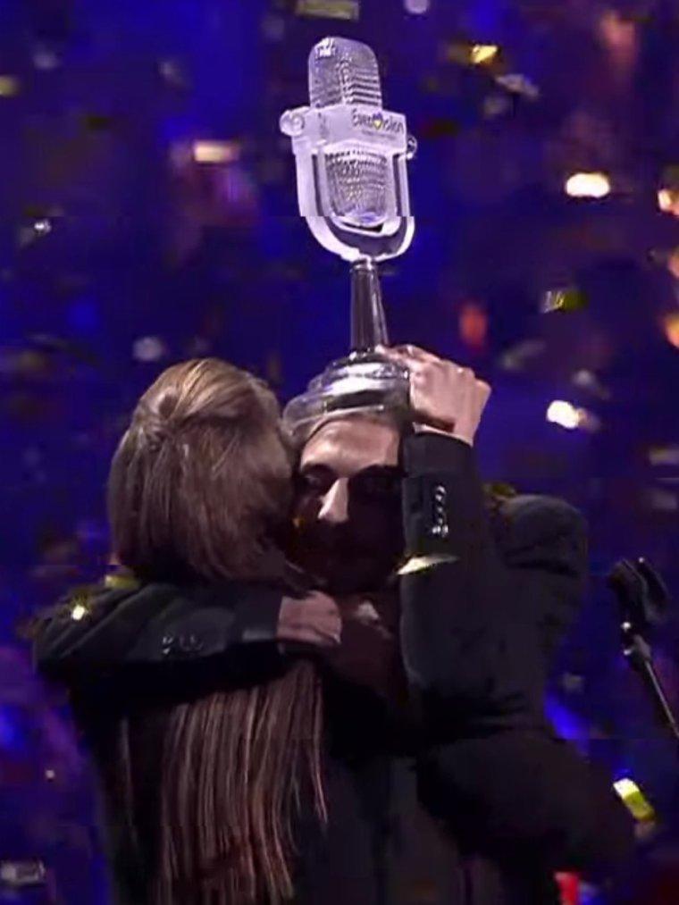 Le Portugal a remporté l'Eurovision 2017 pour la première fois samedi soir