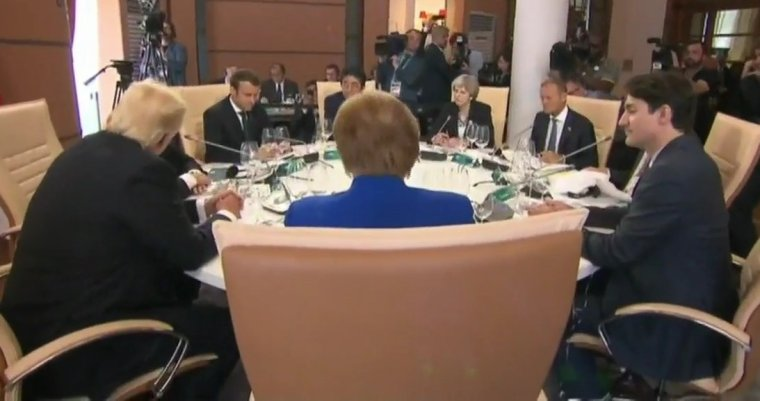 Sommet du G7: consensus sur le terrorisme, mais pas d'avancée sur le climat