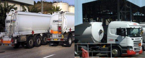 Depuis vendredi, les transporteurs de produits dangereux sont toujours en grève