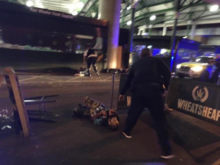 Attentat à Londres : huit minutes sanglantes, 7 personnes tuées, 4 Français parmi les 48 blessés, trois assaillants abattus par la police