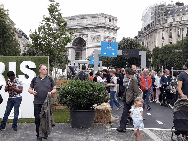 Pendant 3 jours, Paris acceuille DiversiTerre