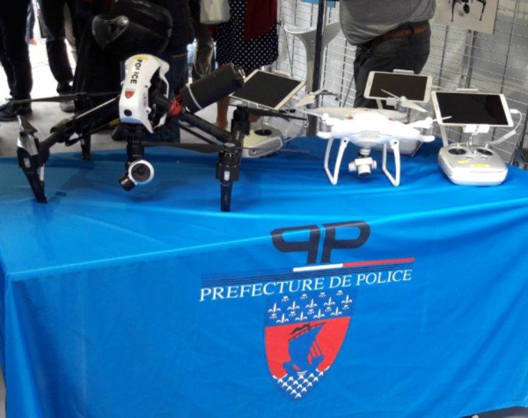 Deuxième édition du Paris drone festival