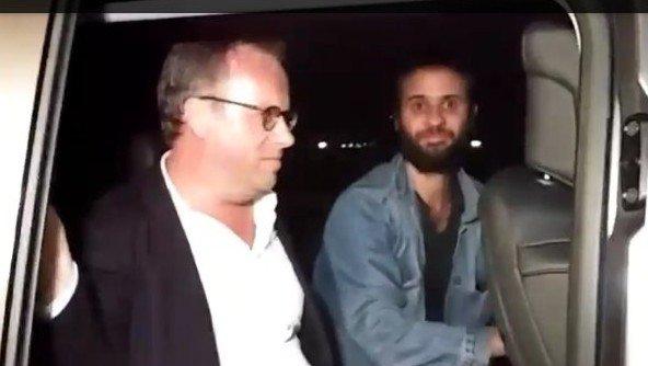 Le journaliste Mathias Depardon a été libéré est arrivé en France