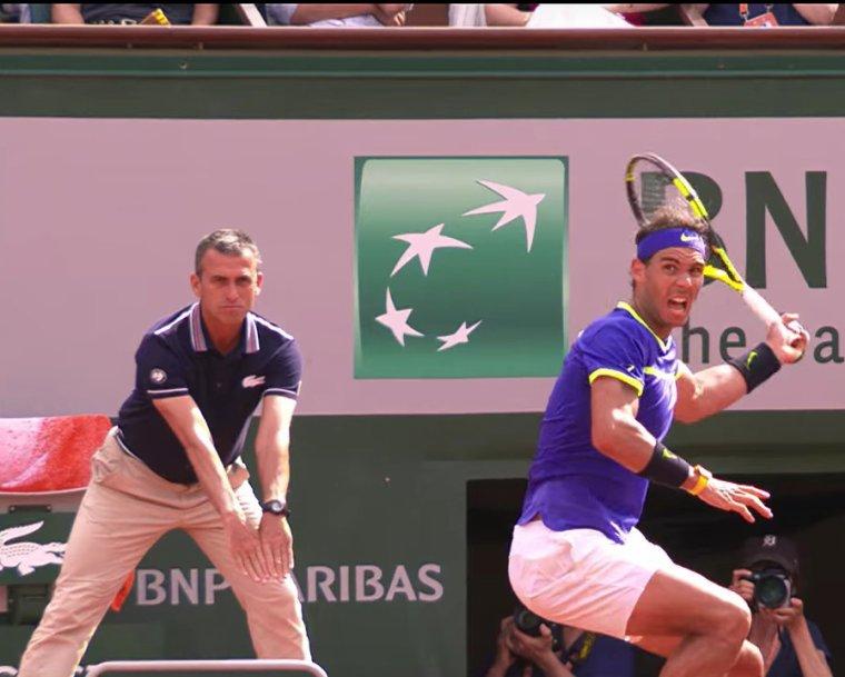 10ème victoire à Roland Garros pour Nadal