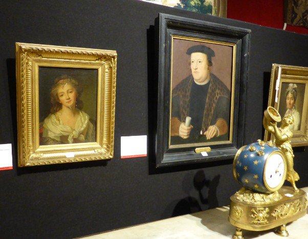 Visite de l'Hôtel des ventes de Drouot: un musée en permanente évolution