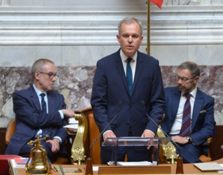 François de Rugy élu président de l'Assemblée nationale, un mandat deux fois plus court