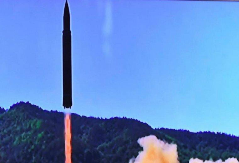 Washington demande une réunion d'urgence au Conseil de sécurité après le tir de missile par la Corée du Nord