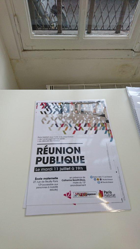Paris: Réaménagement de l'ancienne Caserne de Reuilly dans un projet locatif