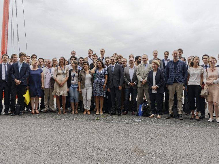 «Réinventer la Seine»: Quand la Seine devient source d'innovations urbaines, pour Paris, Rouen et le Havre
