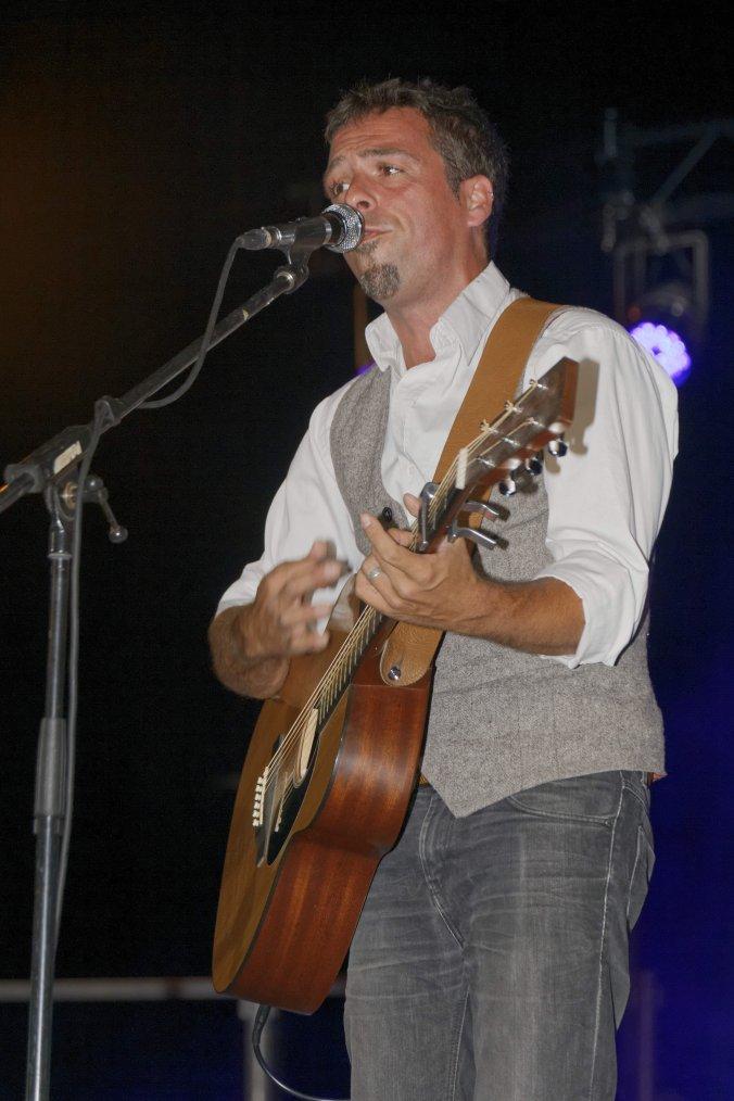 The Green Duck s'est produit en concert dans le cadre de la Nuit Celtique à Agde