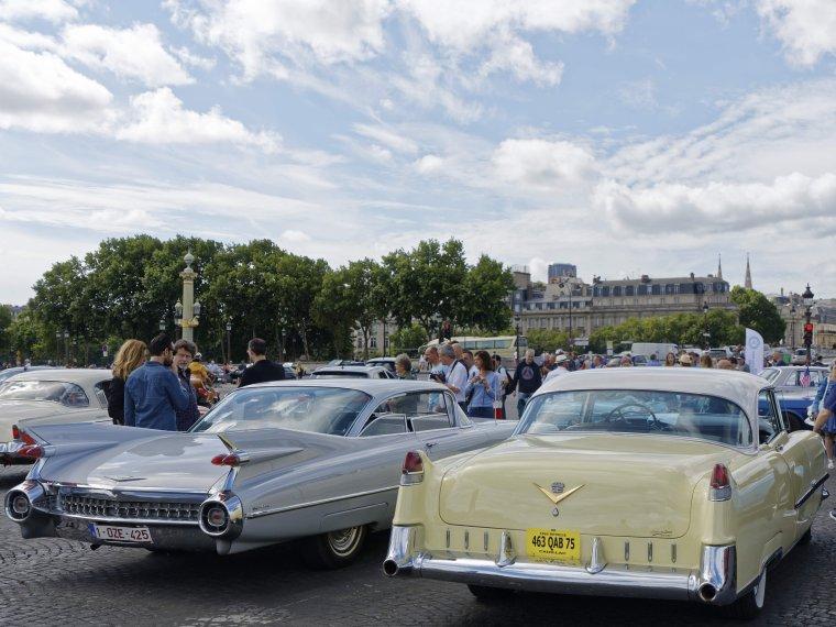 10ème traversée estivale de Paris