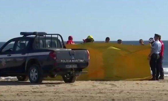 Portugal: un avion a coûté la vie à deux touristes après un atterrissage forcé sur une plage