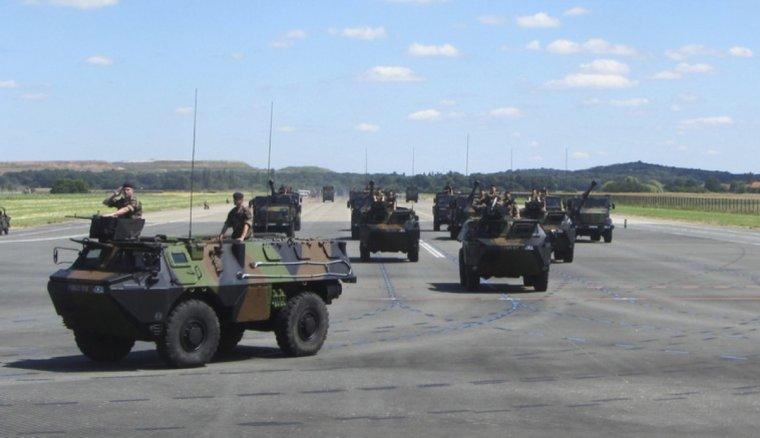 Tarn-et-Garonne: Un soldat tué lors d'un exercice à Caylus
