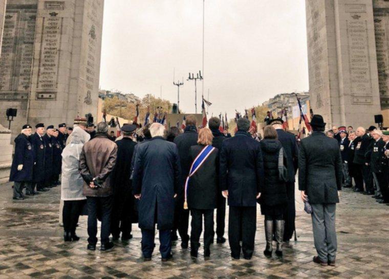 Armistice : Emmanuel Macron choisit à commémorer son premier 11 novembre