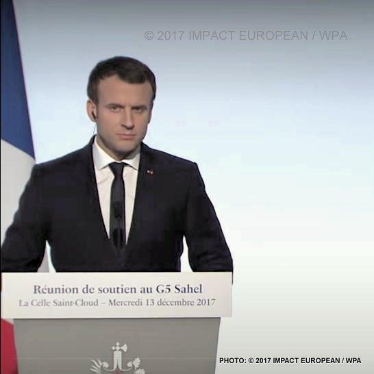 Après le One Planet Summit, c'est le tour G5 Sahel d'avoir son sommet à Paris