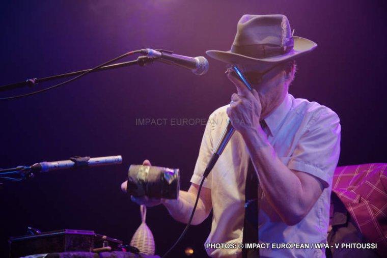 Son of Dave s'est produit en concert au Plan à Ris-Orangis, en Essonne