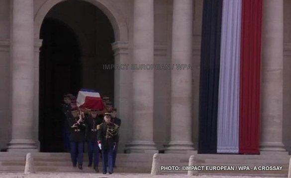 Simone Veil sera la cinquième femme à reposer au Panthéon