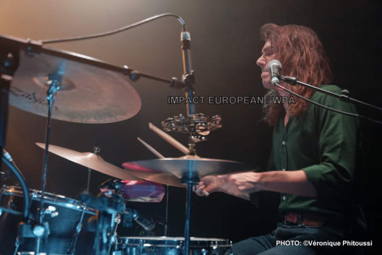 Theo Lawrence & The Hearts en concert au Plan en Essonne