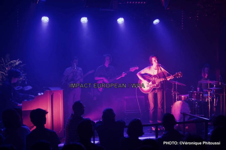 Theo Lawrence & The Hearts en concert au Plan en Essonne