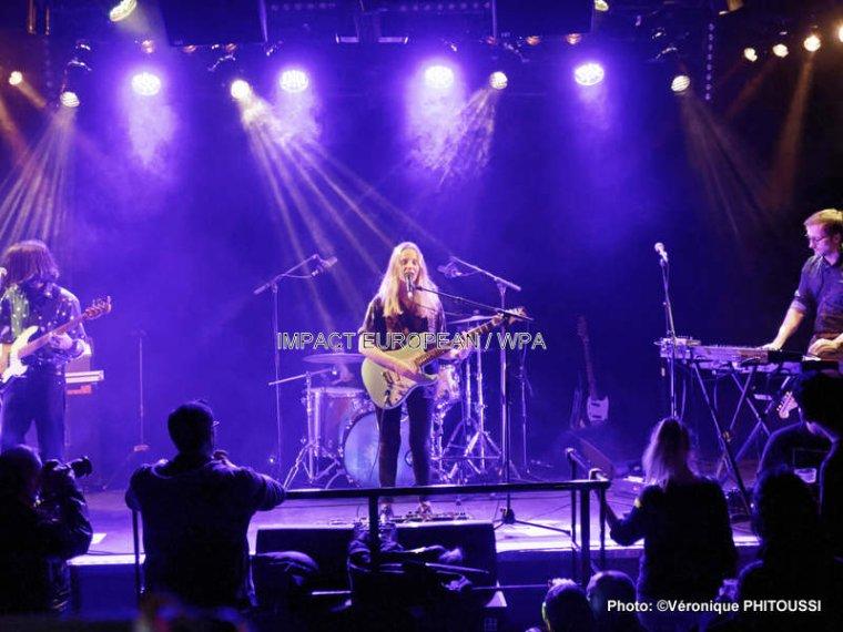 Requin Chagrin s'est produit en concert au Plan en Essonne le 29 mars 2018