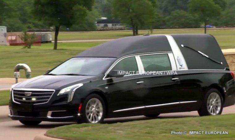 Obsèques de Barbara Bush