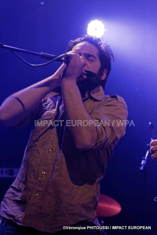 Le Trio Gunwood s'est produit en concert au Plan à Ris-Orangis