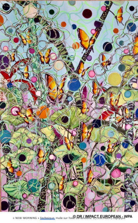 CARAVANSARAI ECHANGES ARTISTIQUES: QUAND L'ART MODERNE DEVIENT UNE ¼UVRE COLLECTIVE
