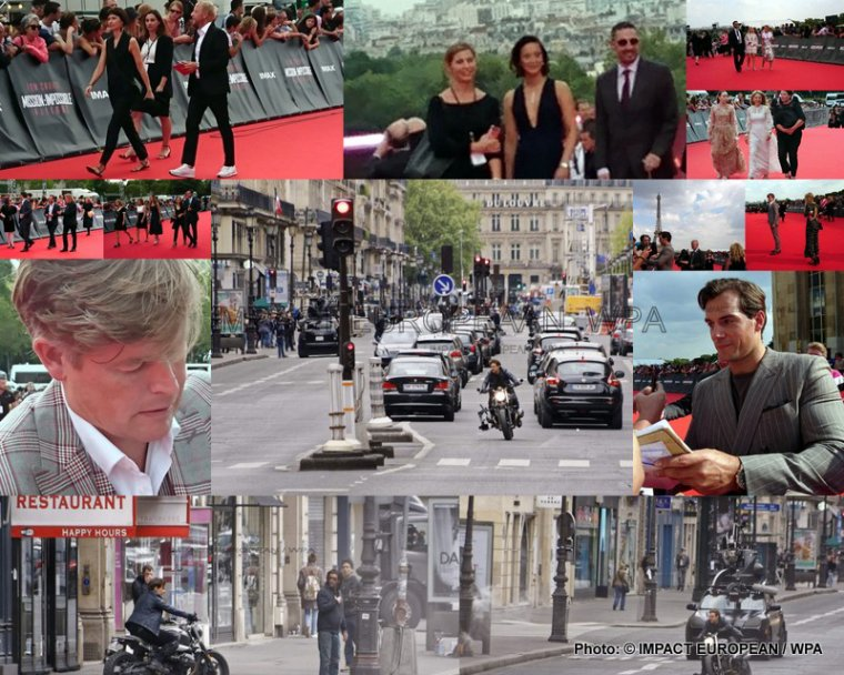 Faire battre le coeur de Paris est loin d'être une mission impossible pour Tom Cruise