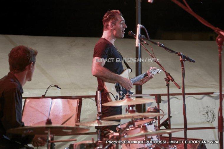 Gilles Jeffer, Tribute Band Joe Cocker à Agde