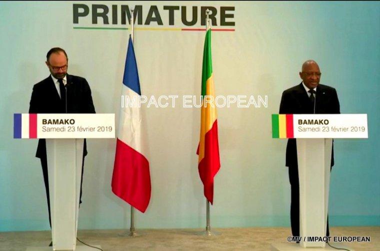 Edouard Philippe en visite au Mali: son but « approfondir le partenariat économique »