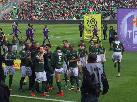 ASSE - Toulouse