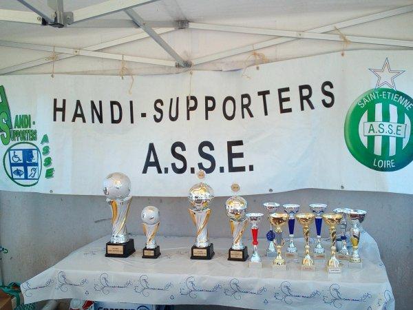 1er Challenge HANDI-SUPPORTERS ASSE