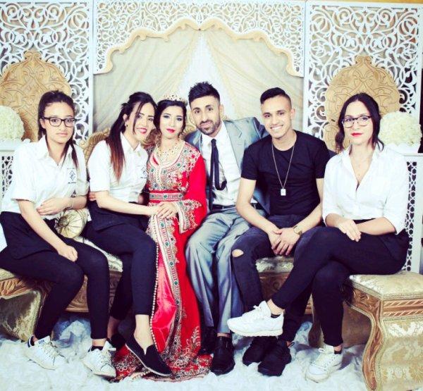 Mariage Marocaine ?