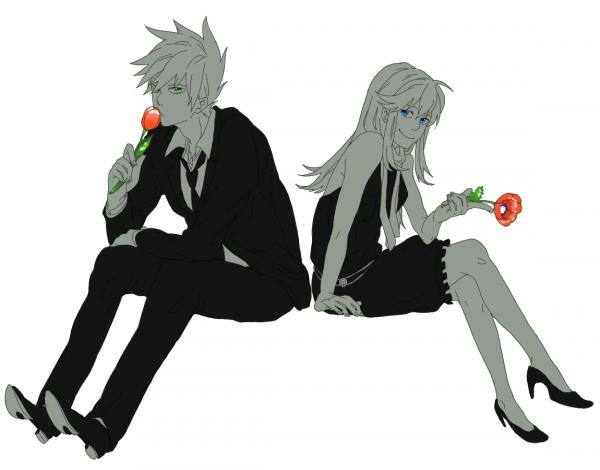 flora et drew