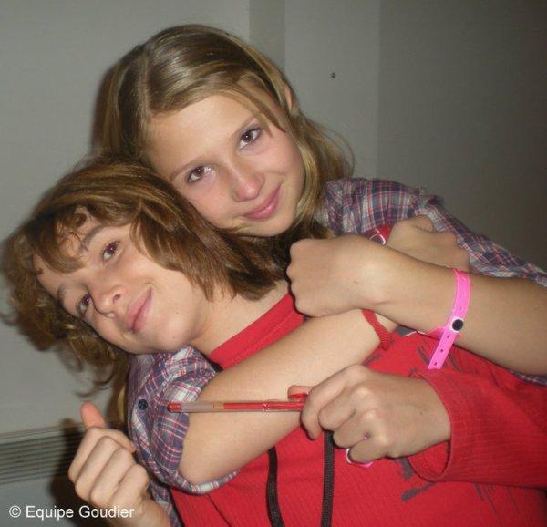 Sébastien et Marie