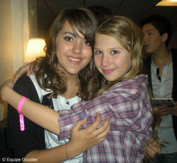 Marina et Marie