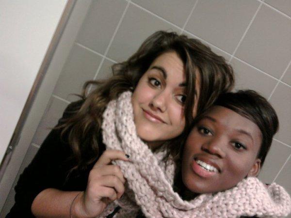 Marina et Naomi