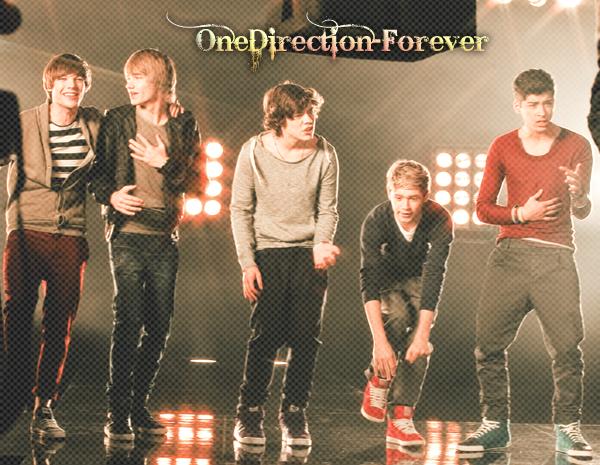 Ton blog fan sur le magnifique groupe One Direction  ! ♥