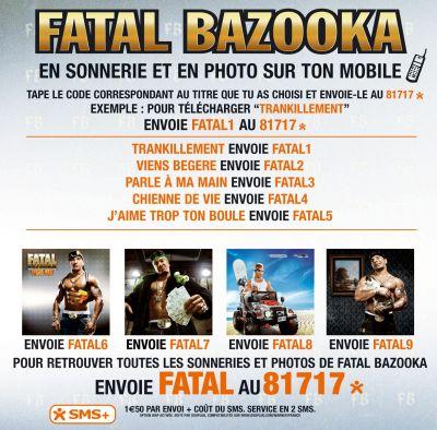 sonnerie fatal bazooka