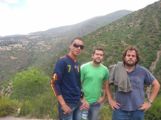 en las montañas d'akchor