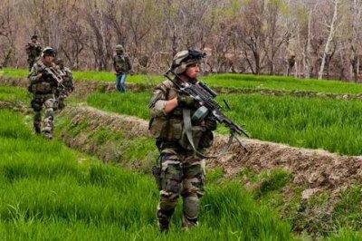 Afghanistan : du sport pour porter lourd et longtemps !