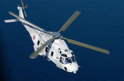La Marine réceptionne le deuxième NH90