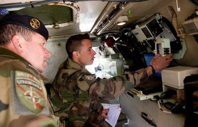 Afghanistan: Arrivé du VAB VENUS