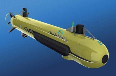 La DGA commande des véhicules sous-marins autonomes
